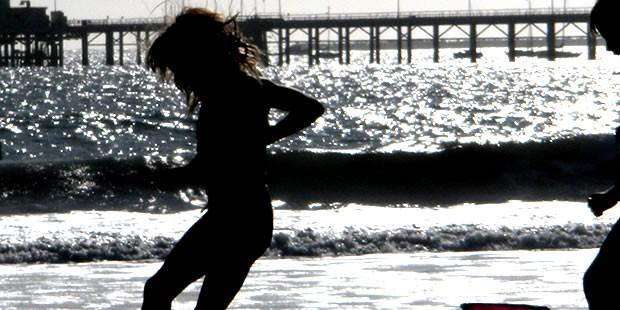 California Beach Impressions
